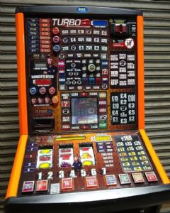 Turbo - Deal or no Deal - Note Acceptor - Latest £100 Jackpot Pub Fruit Machine